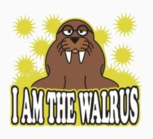 I AM THE WALRUS Kids Clothes