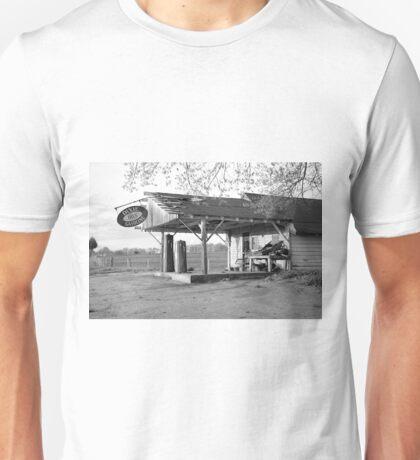 Abandoned Store in South Carolina Unisex T-Shirt