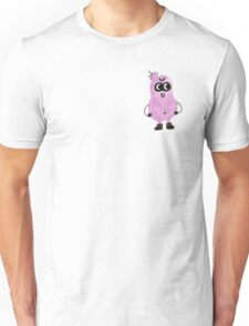 Cheap Print Folks : Violet Killer Look Unisex T-Shirt