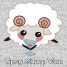 Tipsy Sheep Yarn! by mrsxandamere