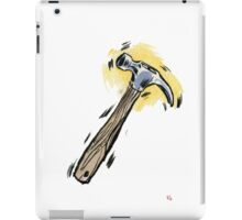 H is for Hammer! iPad Case/Skin