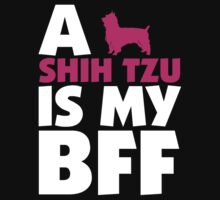 A SHIH TZU IS MY BFF by 2E1K