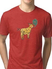 G is for Goat! Tri-blend T-Shirt