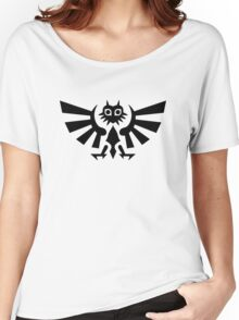 Majora's Crest Women's Relaxed Fit T-Shirt