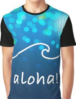 aloha Graphic T-Shirt
