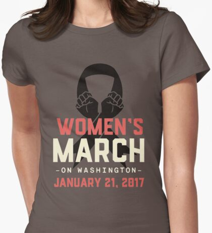 21 january Womens Fitted T-Shirt