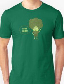 Disgusting Broccoli  Unisex T-Shirt
