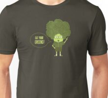 Disgusting Broccoli  Unisex T-Shirt