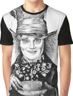 Tarrant Hightop Graphic T-Shirt