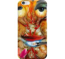Makeup of the Brain iPhone Case/Skin