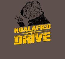 Koalafied To Drive Unisex T-Shirt