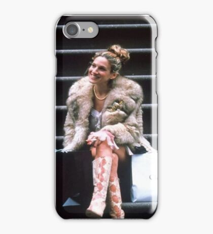 SEX AND THE CITY iPhone Case/Skin