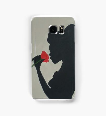 Acrylic Painting - Beauty and the Beast Samsung Galaxy Case/Skin