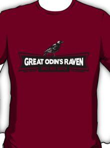 Great Odin's Raven! Single Malt Scotch T-Shirt