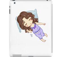 Sleepy Huntress iPad Case/Skin