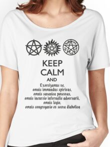 SUPERNATURAL - SPEAKING LATIN Women's Relaxed Fit T-Shirt