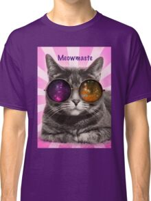 Meowmaste Classic T-Shirt