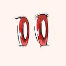 Sparkly Anime Eyes by Brendan Coyle