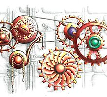 Cogs #7 by HolyOther