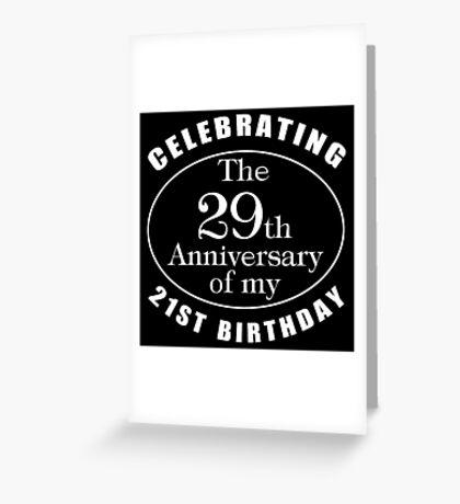 50th Birthday Gag Gift Greeting Card