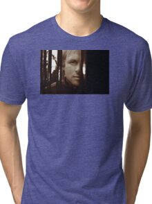 Behind Bars Tri-blend T-Shirt