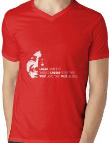 Old Boy Mens V-Neck T-Shirt