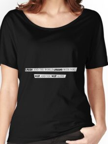 Old Boy Women's Relaxed Fit T-Shirt
