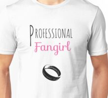 Professional Fangirl - Lord of the Rings Unisex T-Shirt