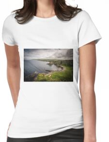 Port Moon Bothy Womens Fitted T-Shirt