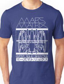 Mars Matrix Hyper Solid Shooting Unisex T-Shirt