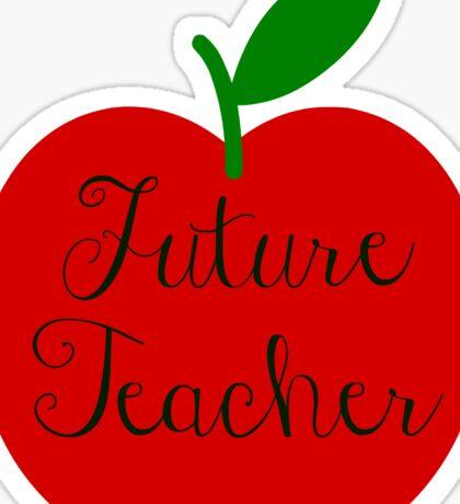 Teacher Sticker