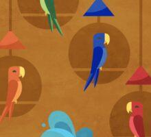 Like the Birdies Sing Sticker