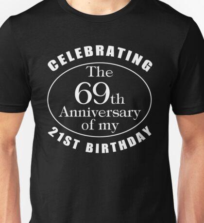 90th Birthday Gag Gift Unisex T-Shirt