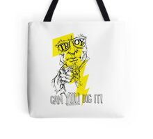 Troy NY, Home of Uncle Sam! Tote Bag