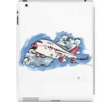 A is for Aeroplane! iPad Case/Skin