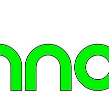 Green Bonnaroo Logo by Larsonaa