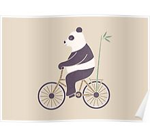My Bamboo Bicycle Poster