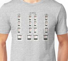 Led Zeppelin Physical Frames Unisex T-Shirt