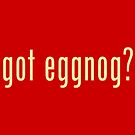 got eggnog? by tinybiscuits