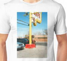 Cowboy in Albuquerque  Unisex T-Shirt