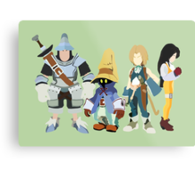 final fantasy ix Metal Print