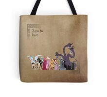 Hercules inspired design. Tote Bag