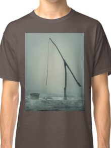 Old water well Classic T-Shirt