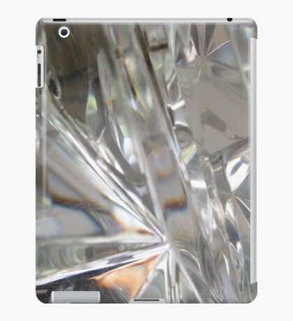 fractions of reality iPad Case/Skin