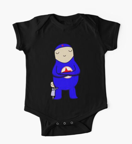 Starman - Always there for you One Piece - Short Sleeve