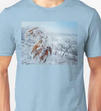 frosted reed Unisex T-Shirt