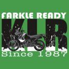 Kawasaki KLR 650 Farkle Ready by rosebudcassidy