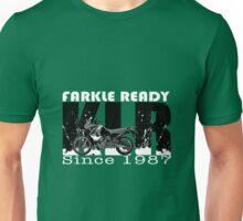 Kawasaki KLR 650 Farkle Ready Unisex T-Shirt