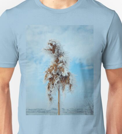 reed under snow Unisex T-Shirt