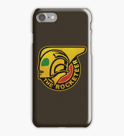 The Rocketeer iPhone Case/Skin